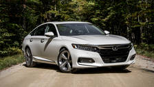 2018 Honda Accord 2.0T review and test drive