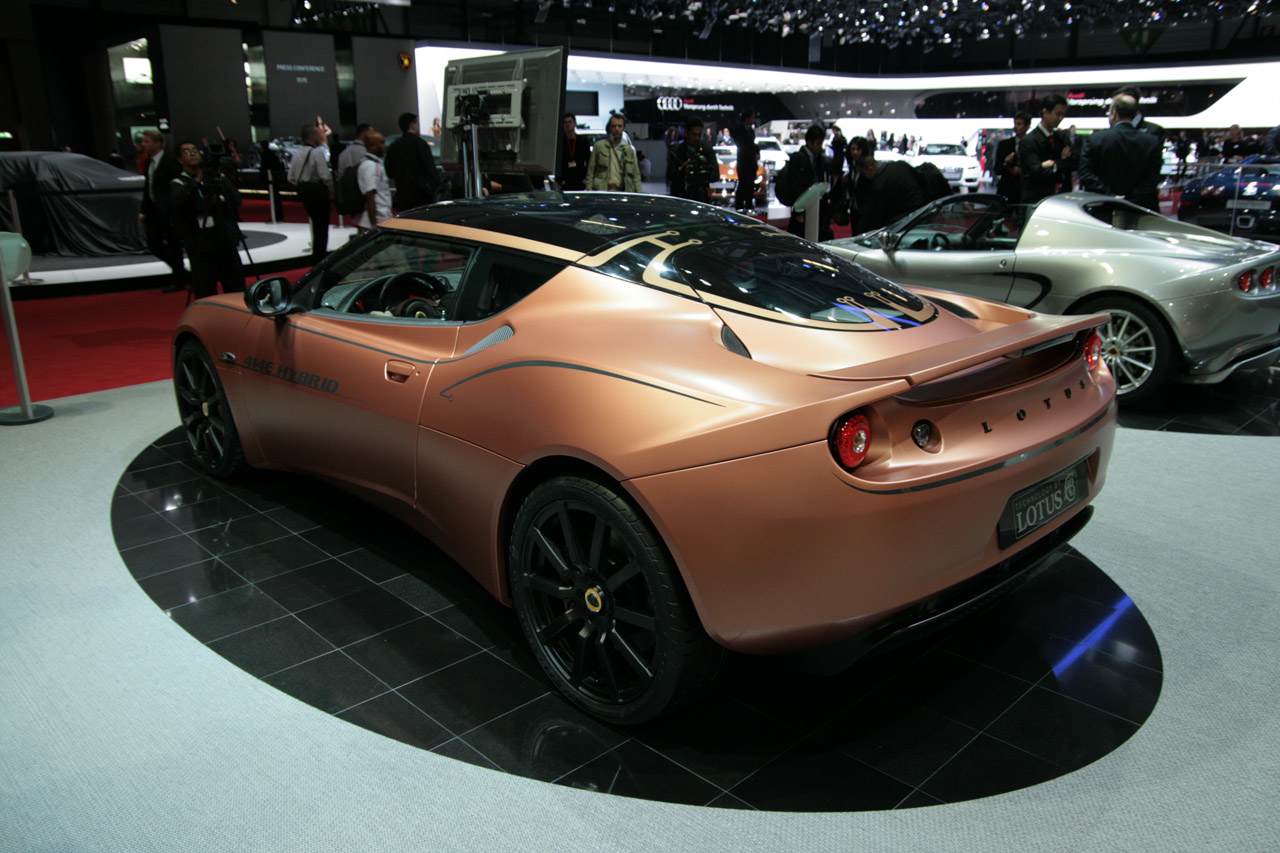 Sx-Z | Lotus Evora 414E