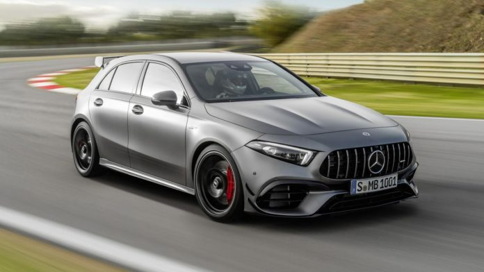 2020 Mercedes-AMG A45 S Specs
