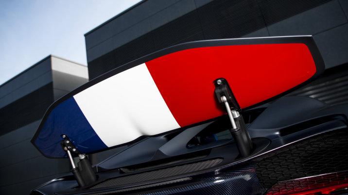 110 ans Bugatti Chiron
