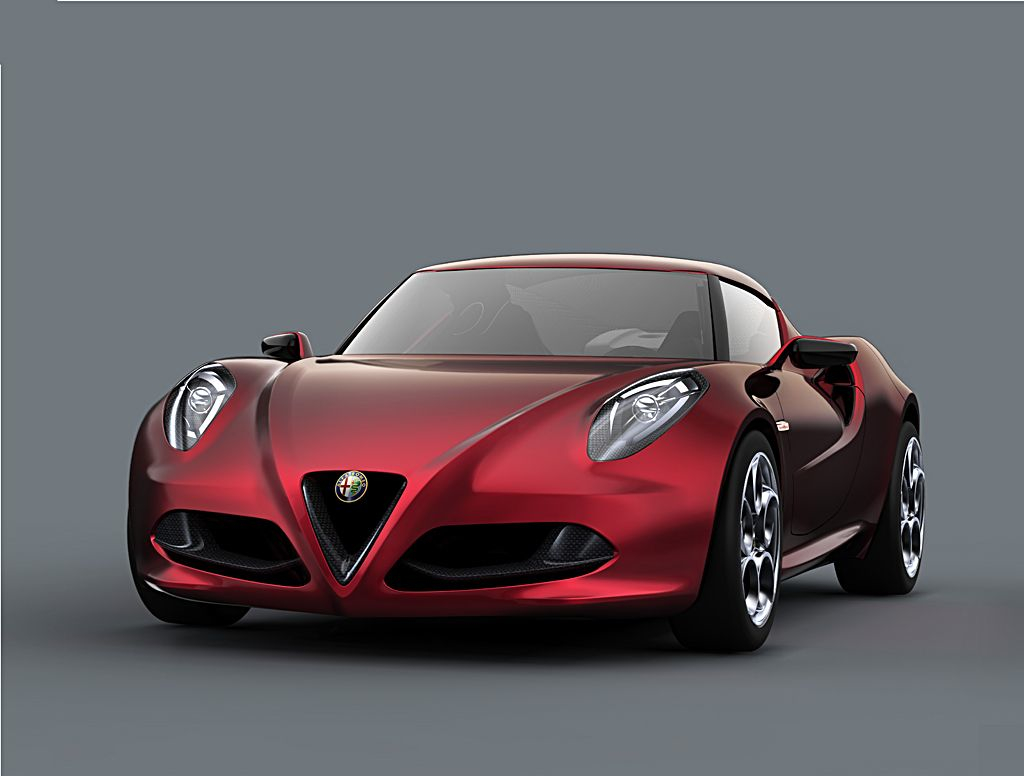 Sx-Z | Alfa Romeo 4C Convertible Version To Compete With Porsche 911