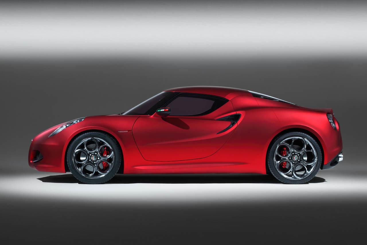 Sx-Z | Alfa Romeo 4C Convertible