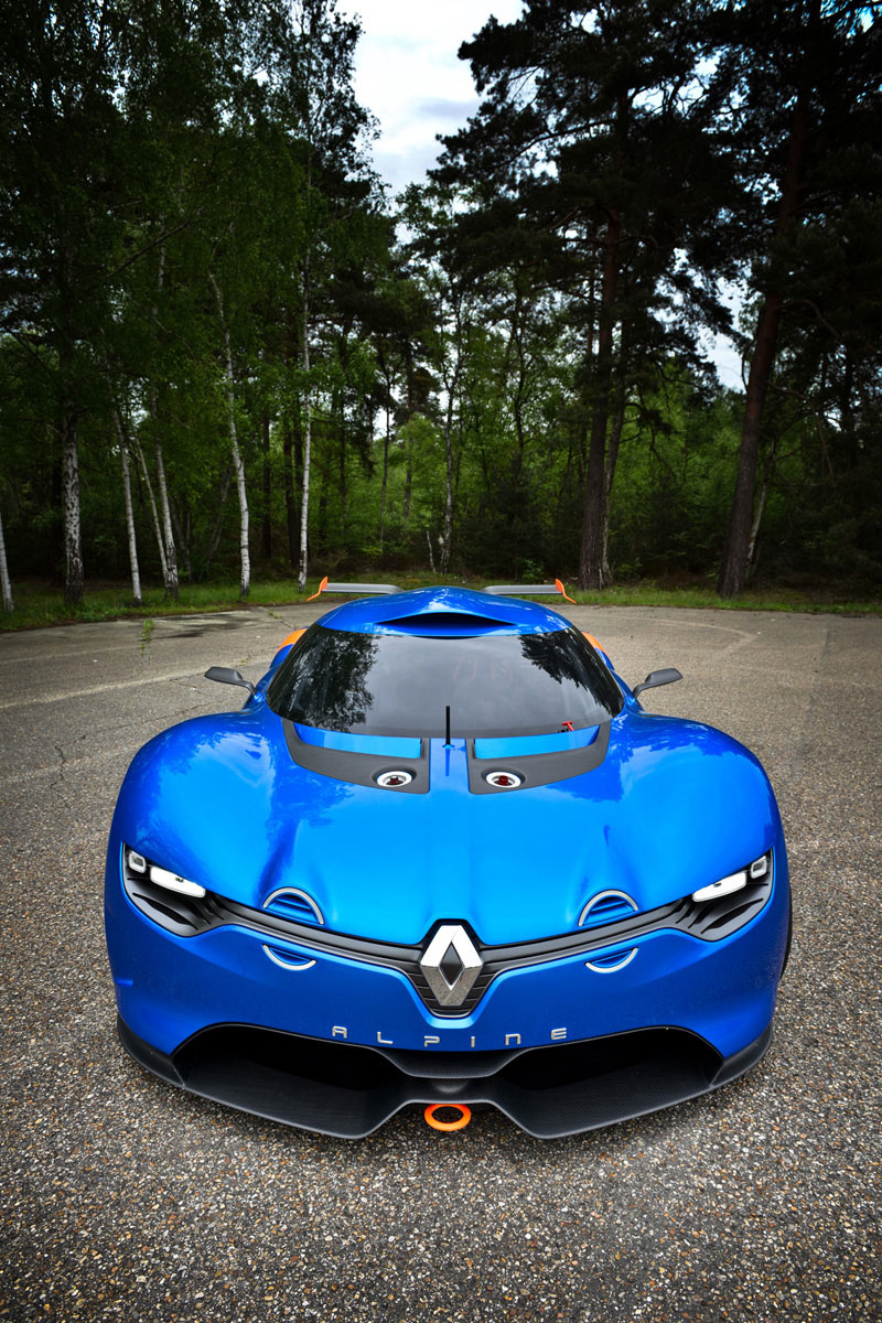Sx-Z | Renault Alpine a110-50