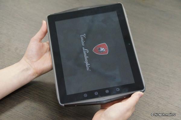 Sx-Z | Lamborghini L2800 tablet