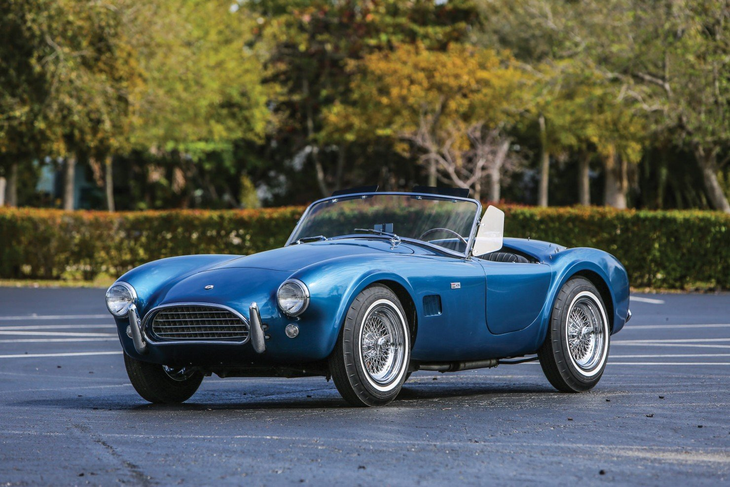 Shelby AC 289 SPORTS
