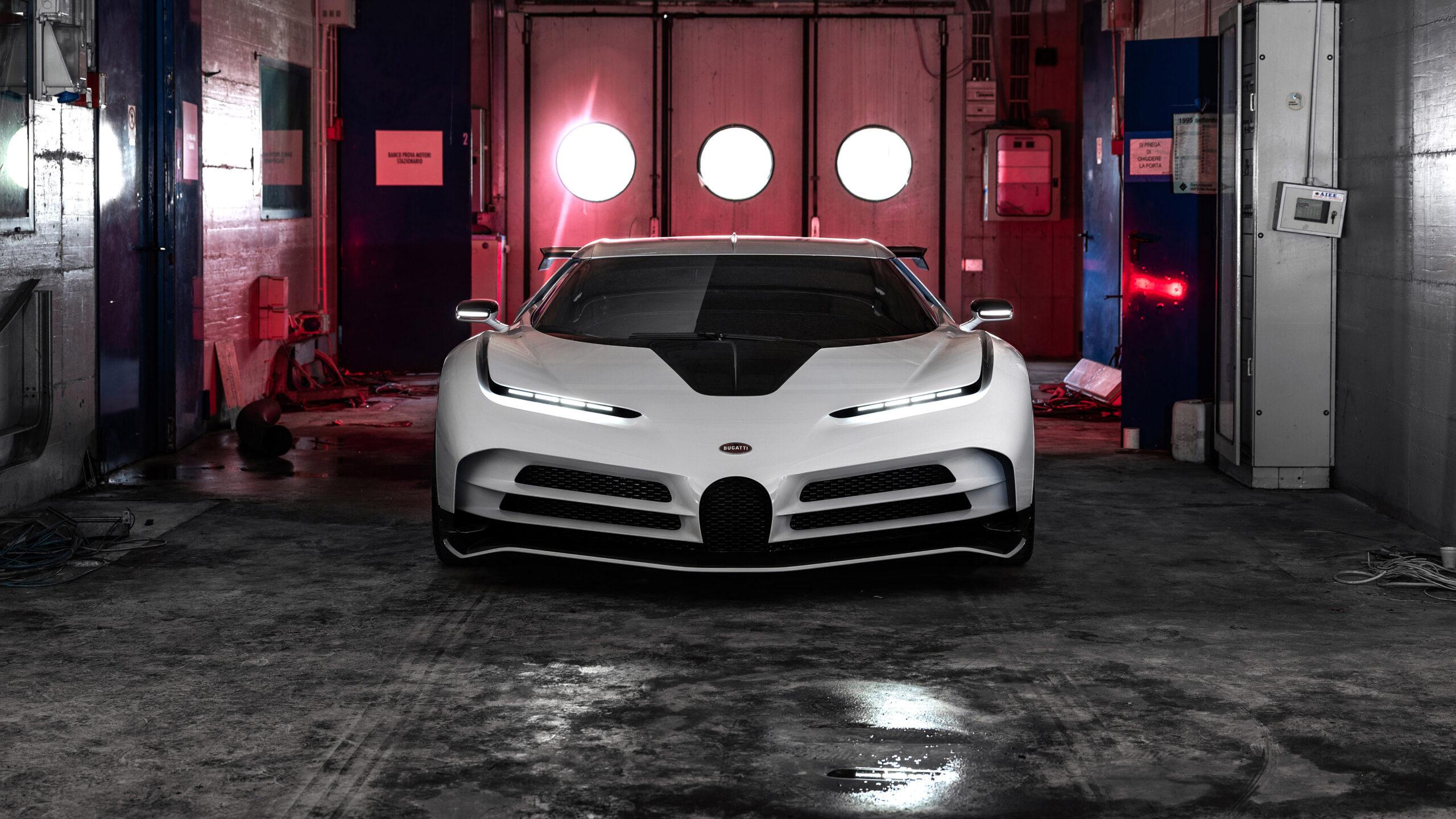 2020 Bugatti Centodieci Wallpapers