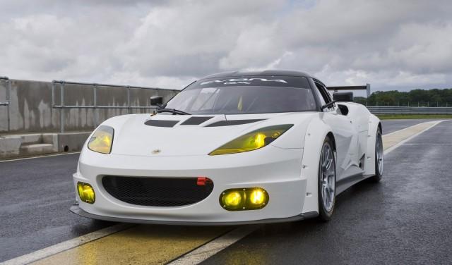 Sx-Z | 2012 Lotus Evora GX Grand-Am Racer