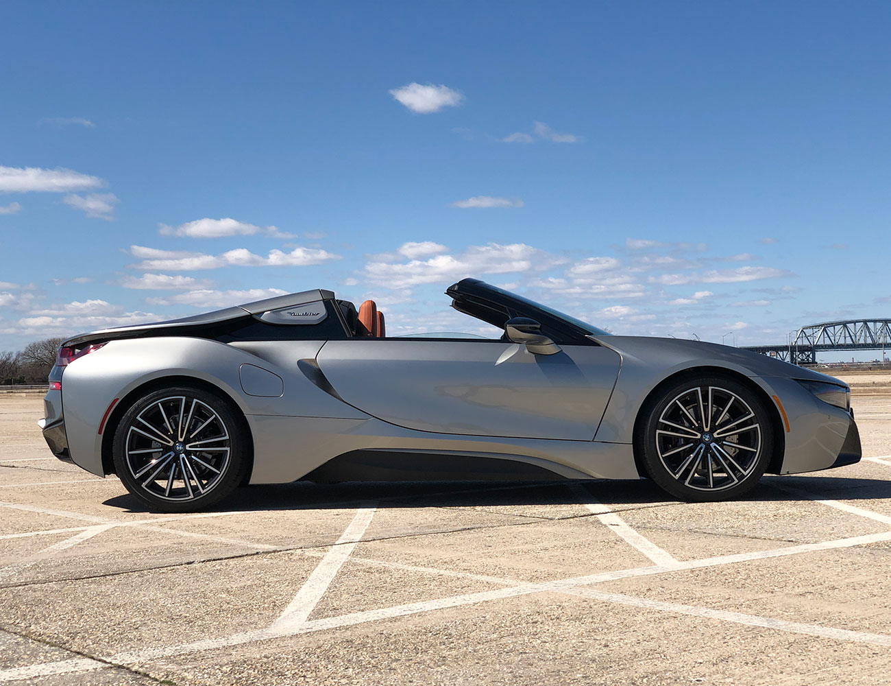 The Bmw I8 Roadster Is In One Sense Bavarian Motor Works S Halo Car A Range Topping Two Door With Lofty Price Tag That Represents Where Company
