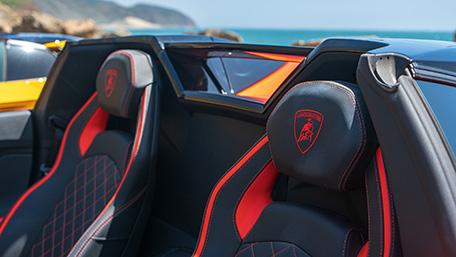 2019 Lamborghini Aventador S Roadster