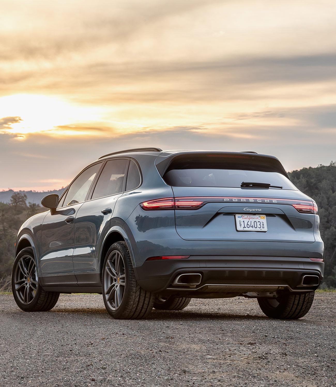 2019 Porsche Panamera Transmission: 2019 Porsche Cayenne Review