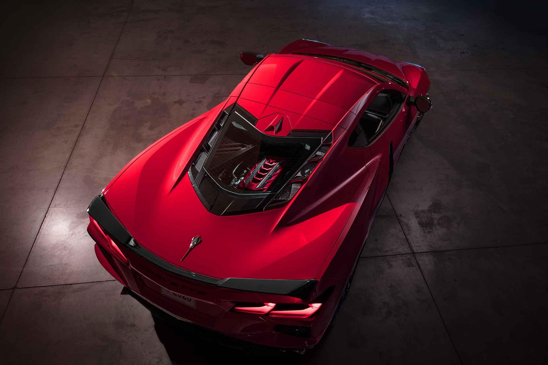New Mid Engine Corvette >> 2020 Chevrolet Corvette Stingray