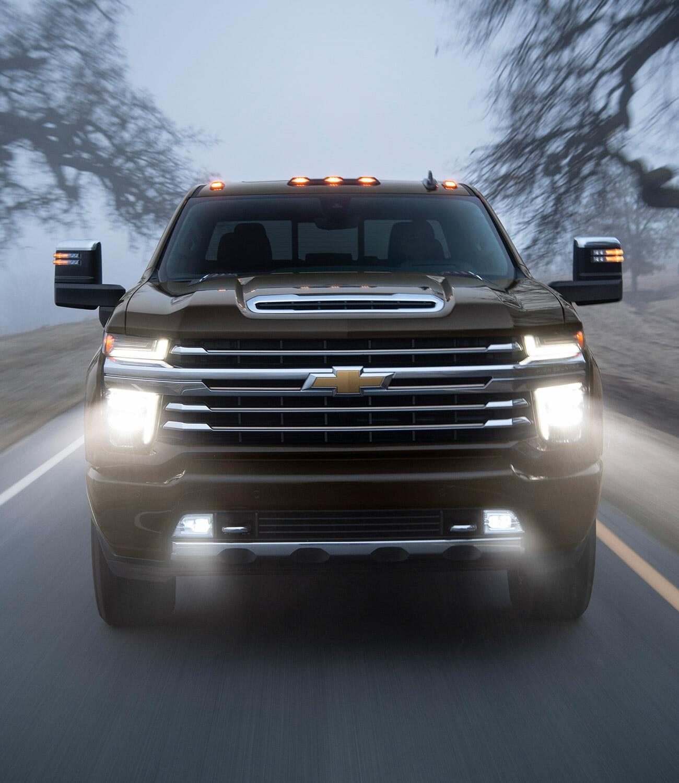 2020 Chevrolet Silverado 2500 HD Diesel Review: Tow, Haul ...