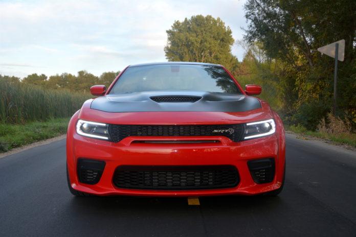 Dodge Charger SRT Hellcat Widebody Headlights