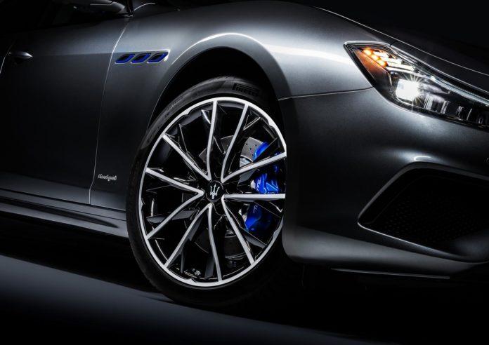 Maserati Ghibli Hybrid Wheels