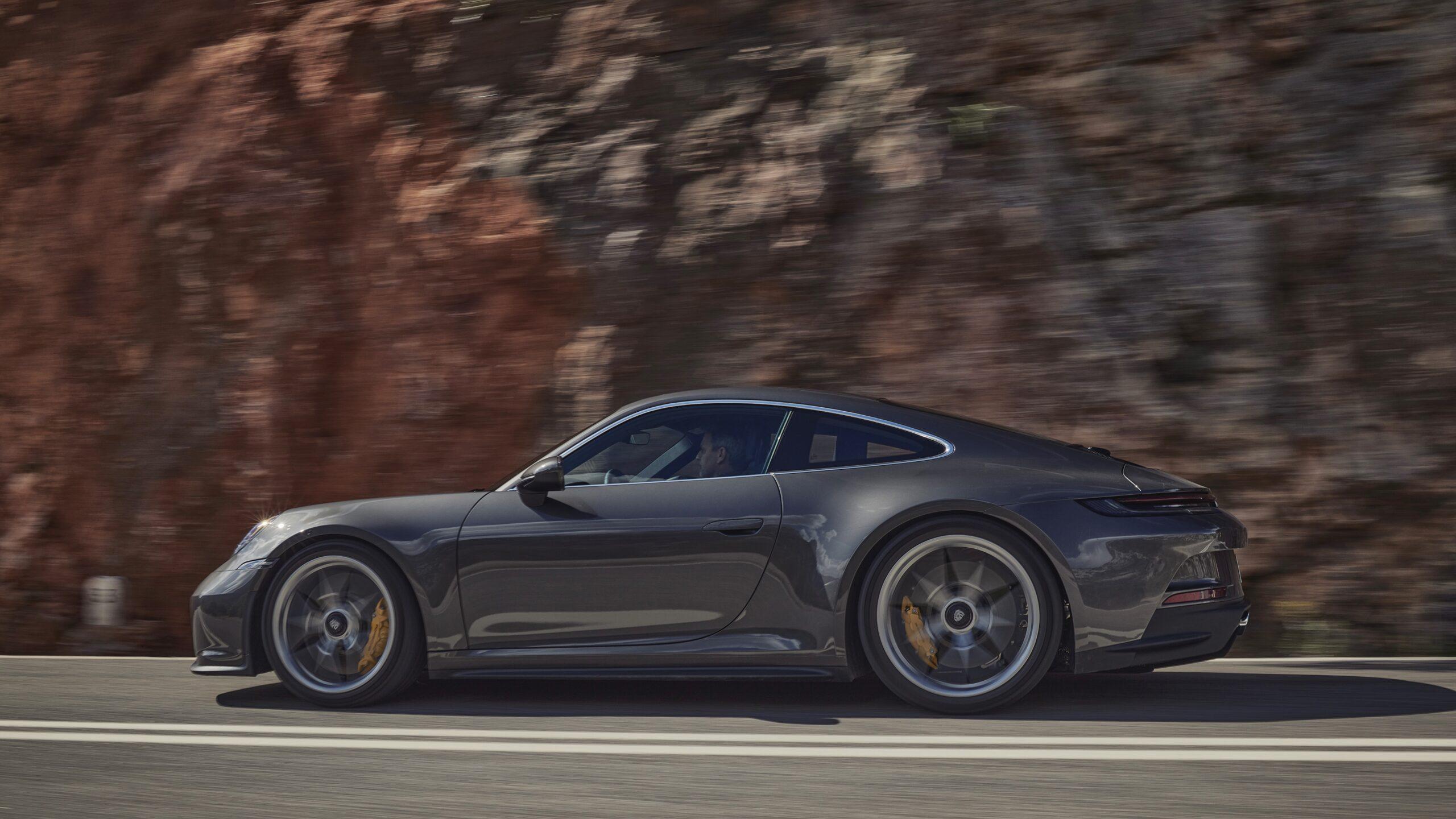 Porsche GT3 Touring Side View