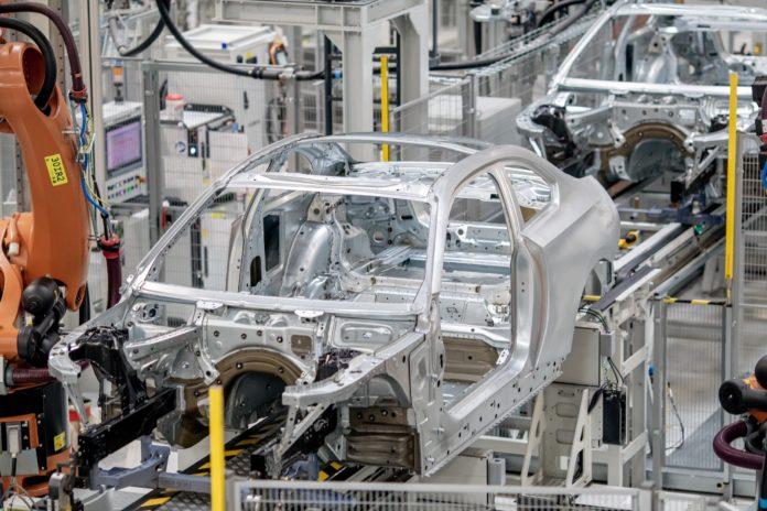 BMW Plant Mexico