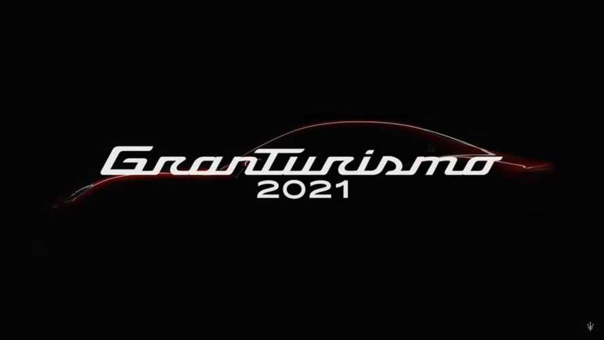 2021 GranTurismo Teaser Photo