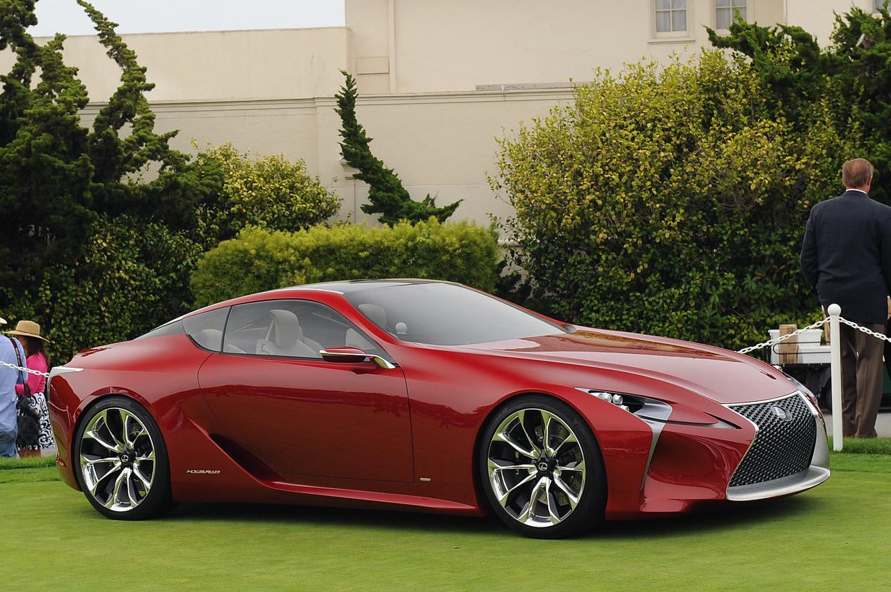 Sx-Z | 2012 Pebble Beach Concept Cars
