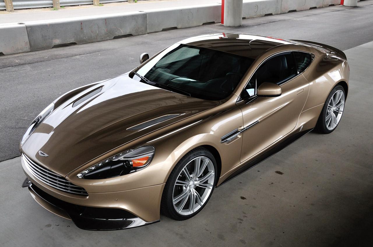 2014 Aston Martin Vanquish Aston Martin Vanquish 2014