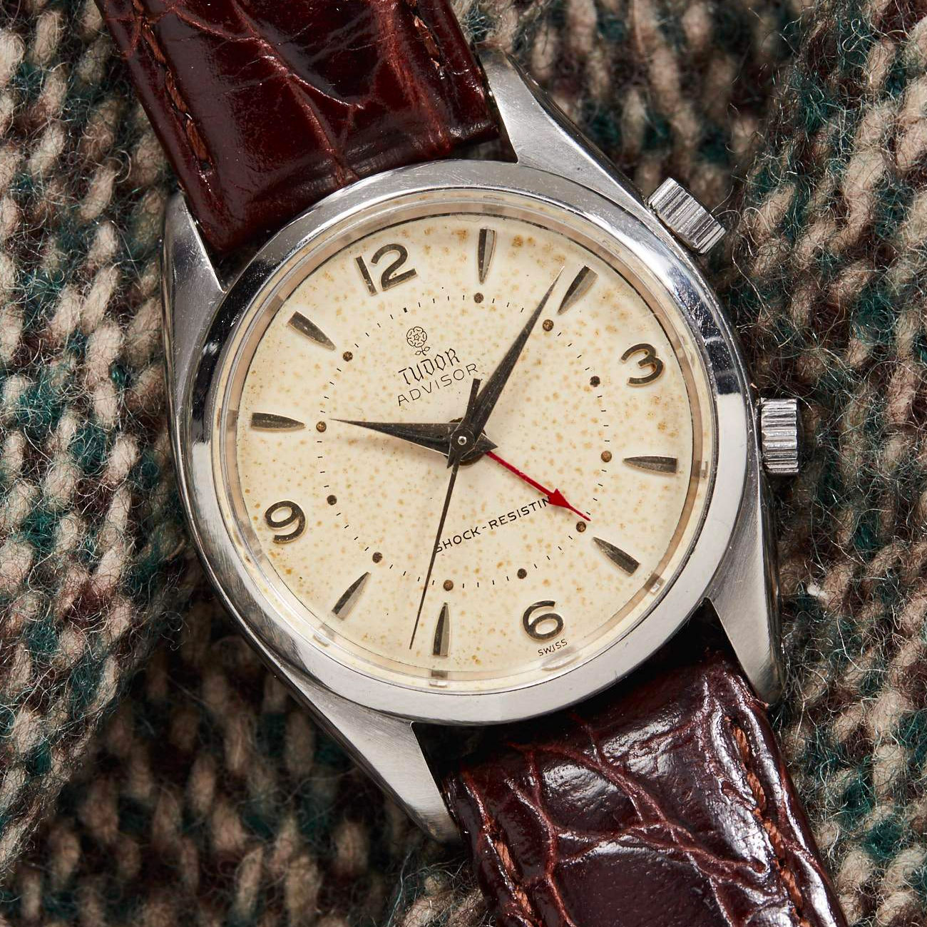 Vintage Tudor Watches >> 3 Different Vintage Tudor Watches Available Now