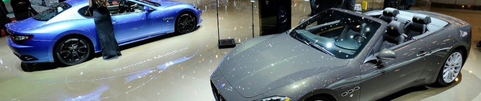 Sx-Z - Maserati at Geneva Motorshow 2012 Image