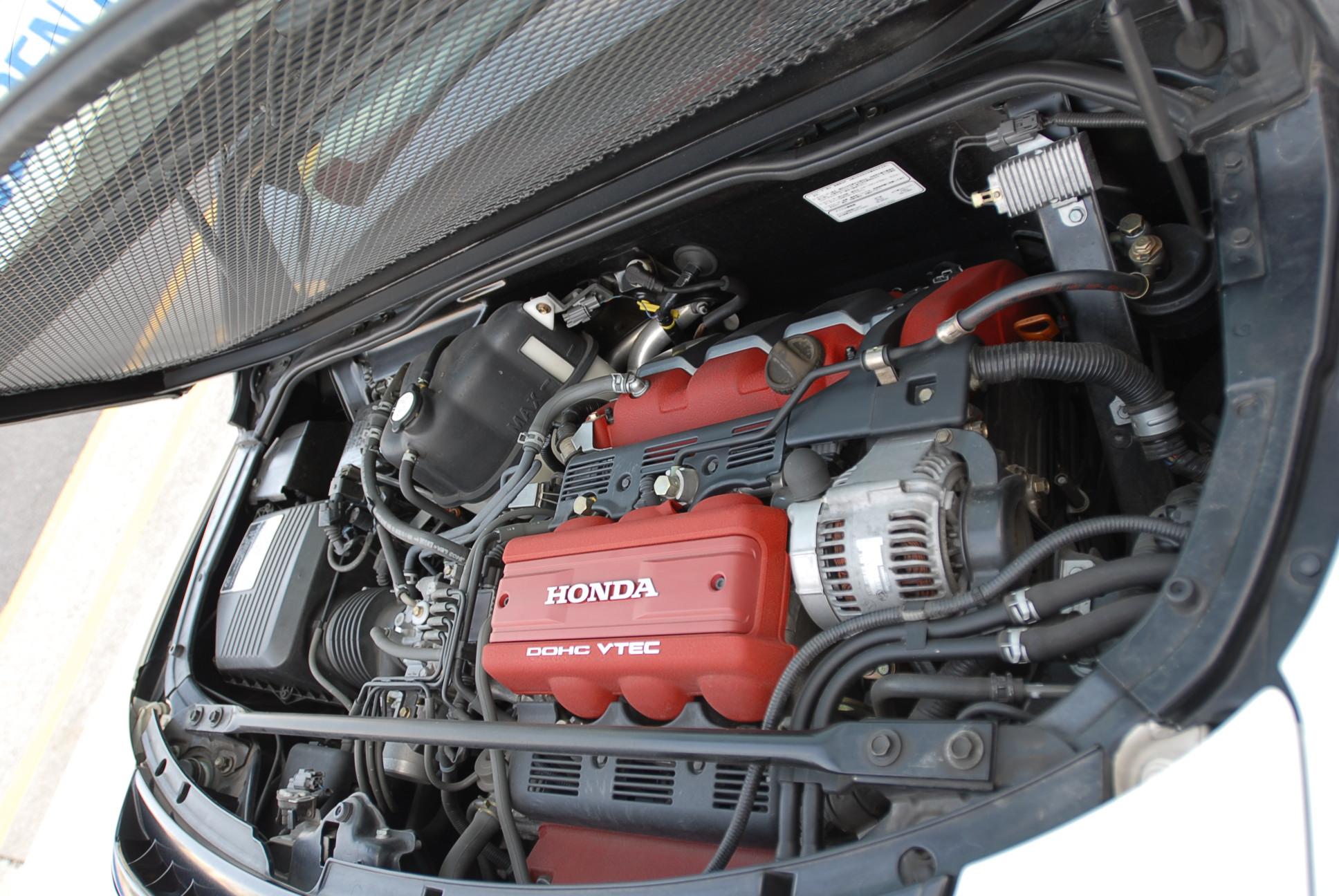 Honda C30A engine