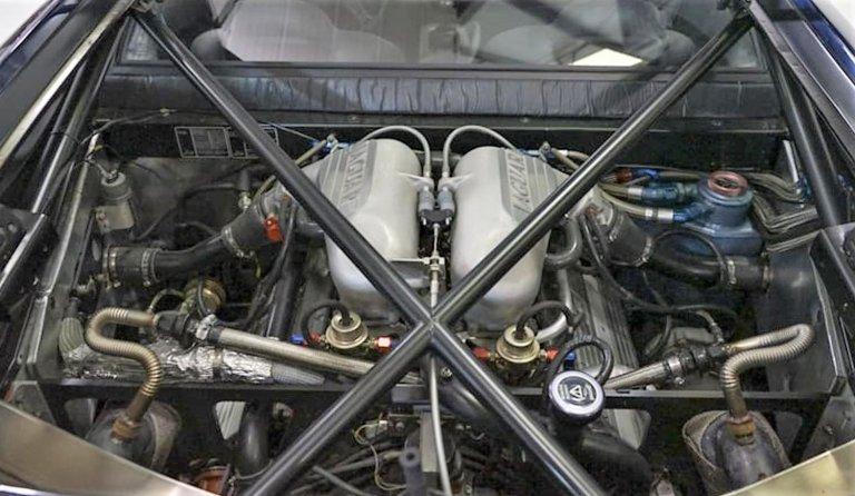 Jaguar JRV-6 engine