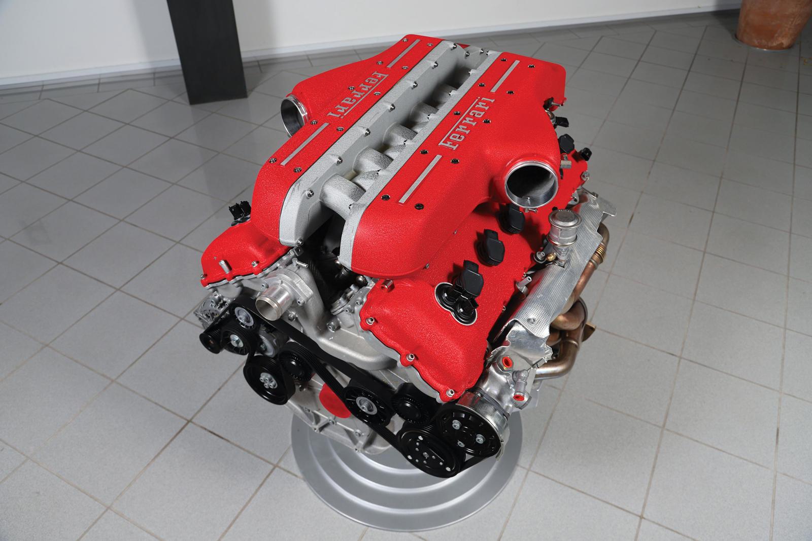 Ferrari F140 Engine