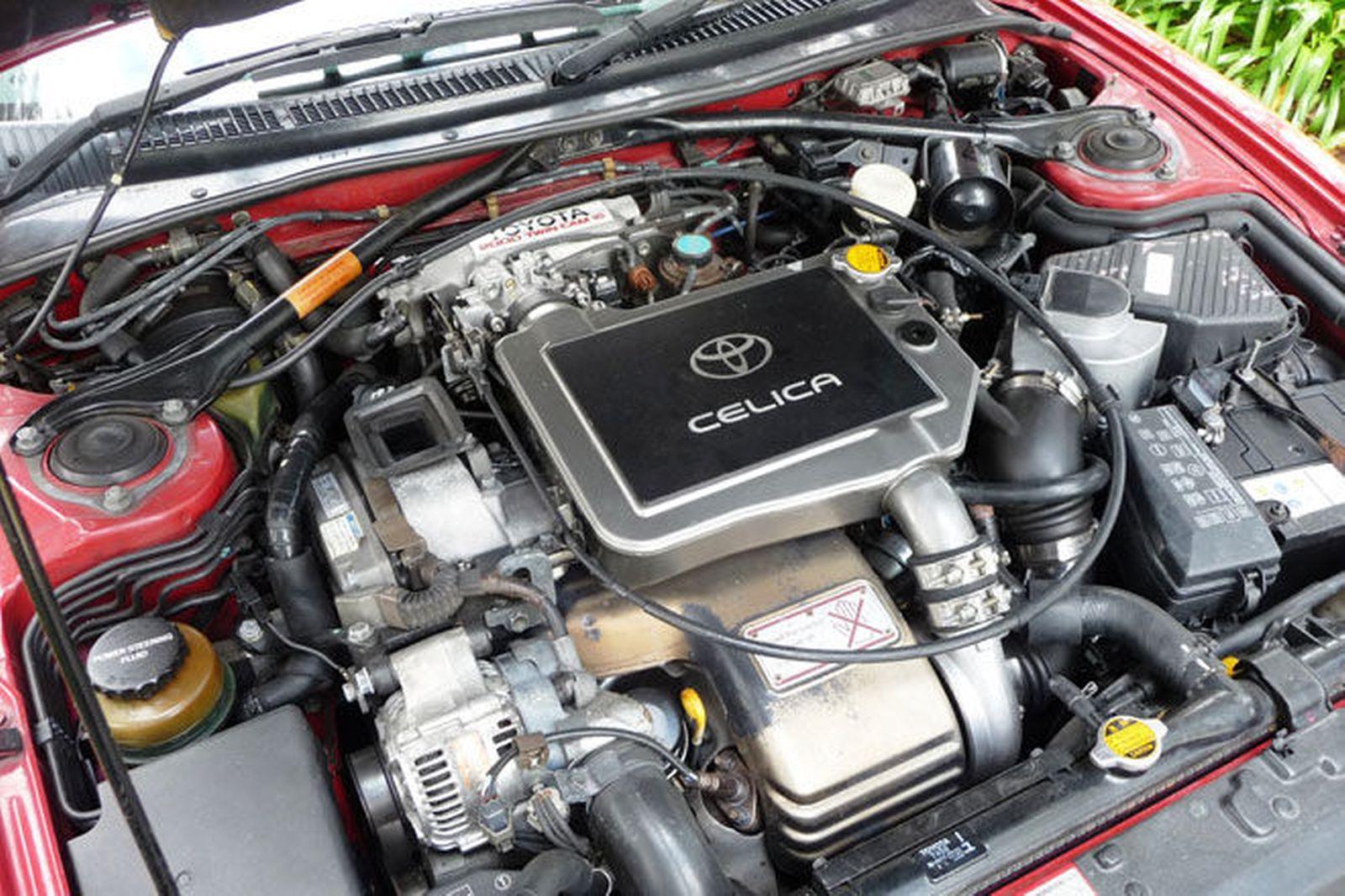Toyota 3S-GTE engine