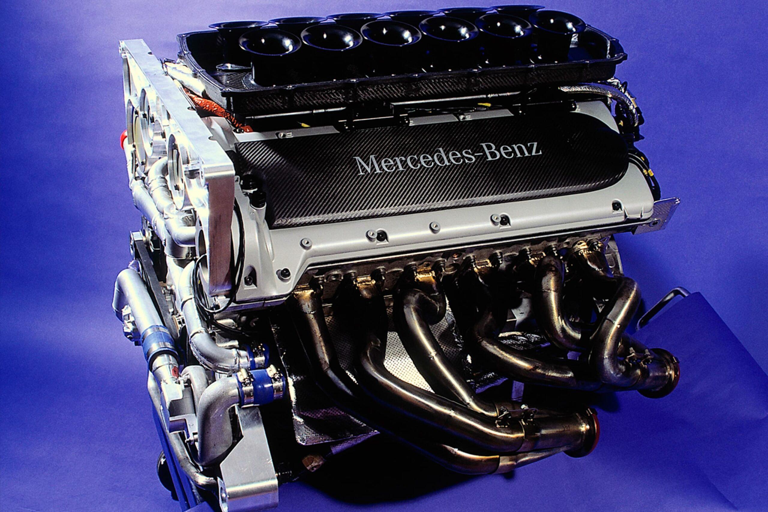 Mercedes-Benz M120 / M297 Engine
