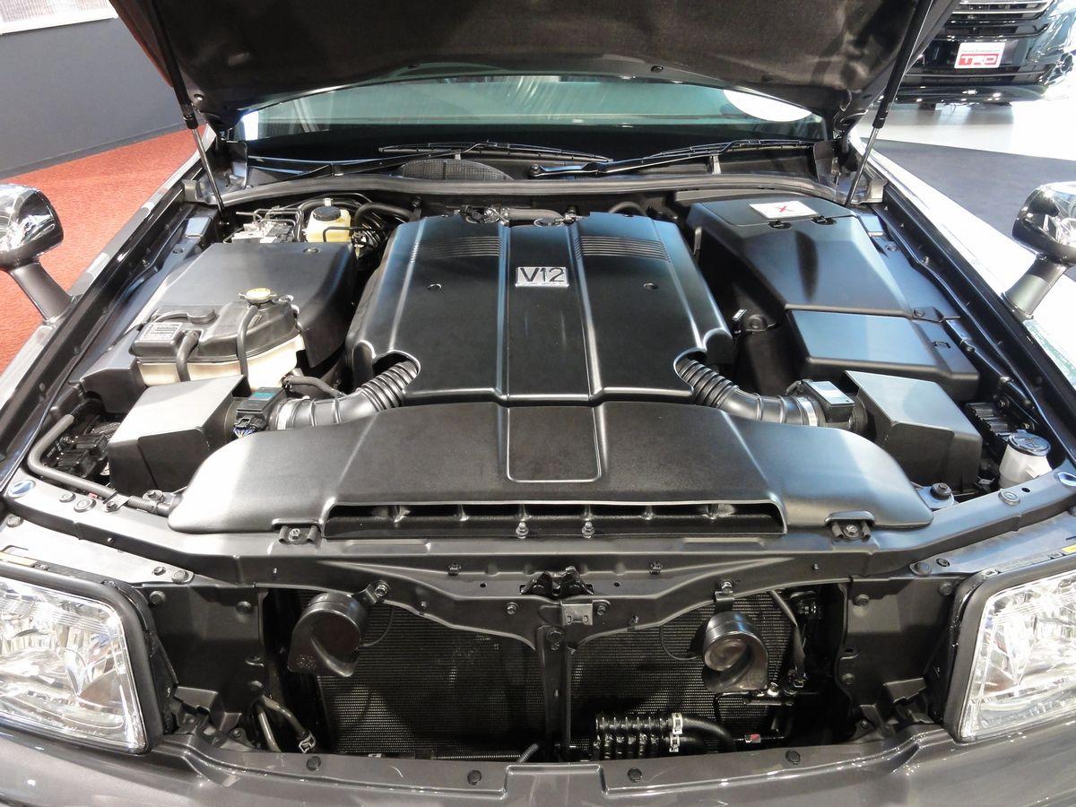 Toyota 1GZ-FE Engine