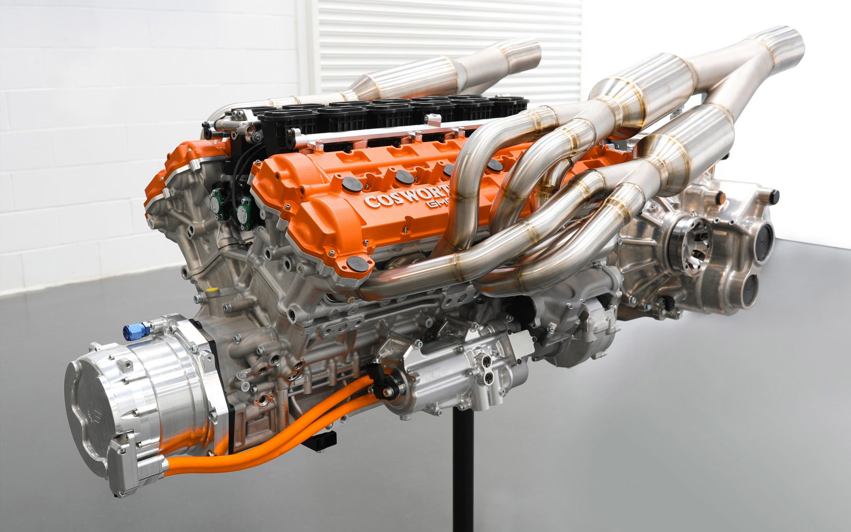 GMA Cosworth V12 Engine