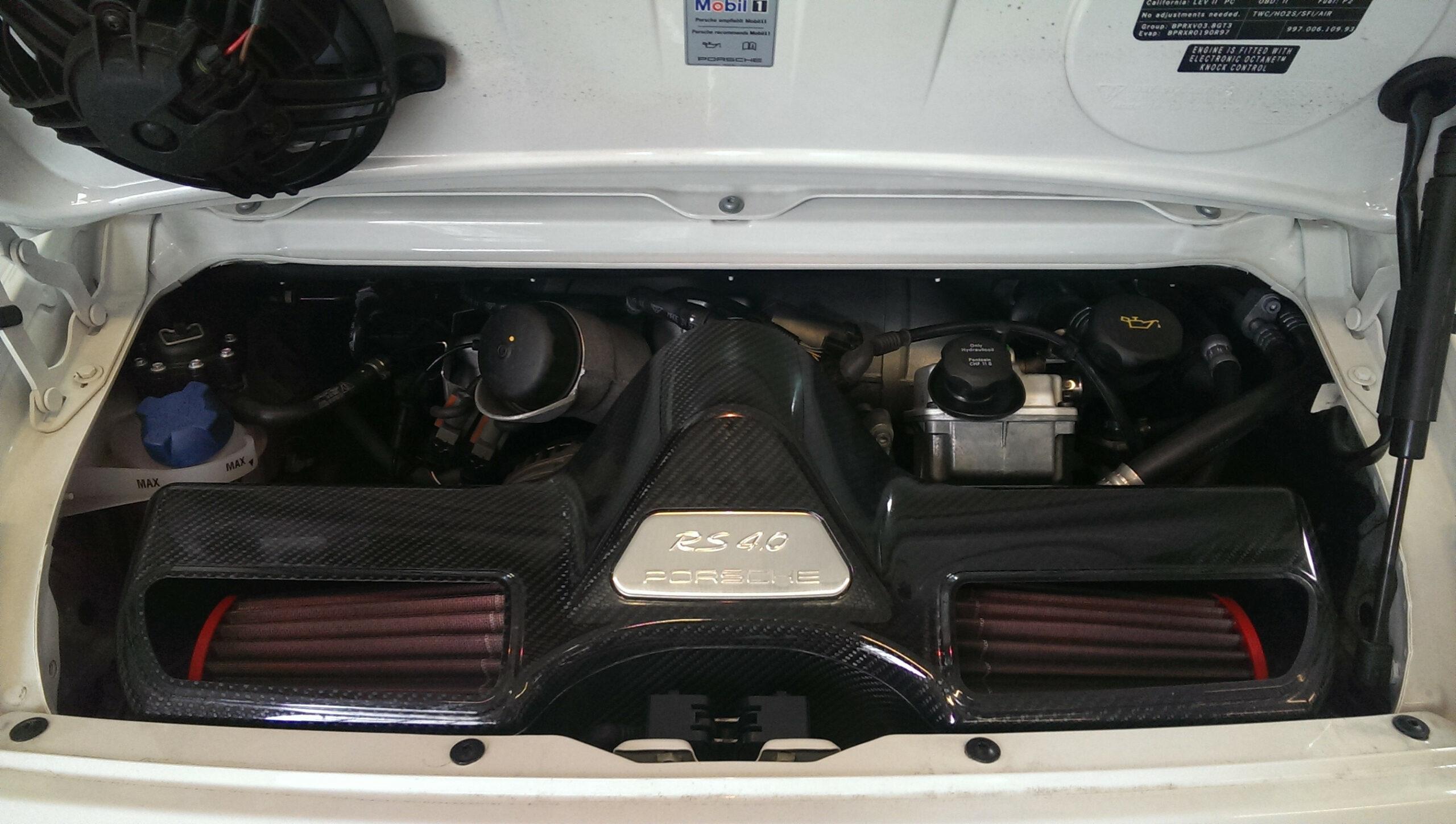 Porsche M97.74 engine