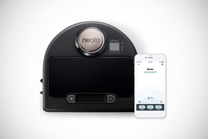 Neato Robotics Botvac D7 Connected Wi-Fi Robot Vacuum