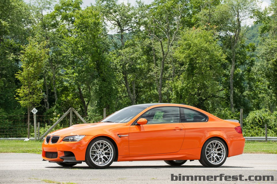 Sx-Z | 2013 BMW M3 Lime Rock Park Edition Coupe Limited Edition