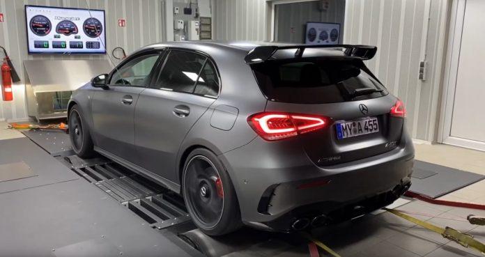 Renntech Mercedes-AMG A45 Rear