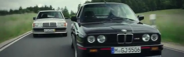 Sx-Z | BMW E30 M3 vs. Mercedes-Benz 190E 2.3-16