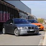 The Rare E46 M3 CSL and Even Rarer E92 M3 GTS
