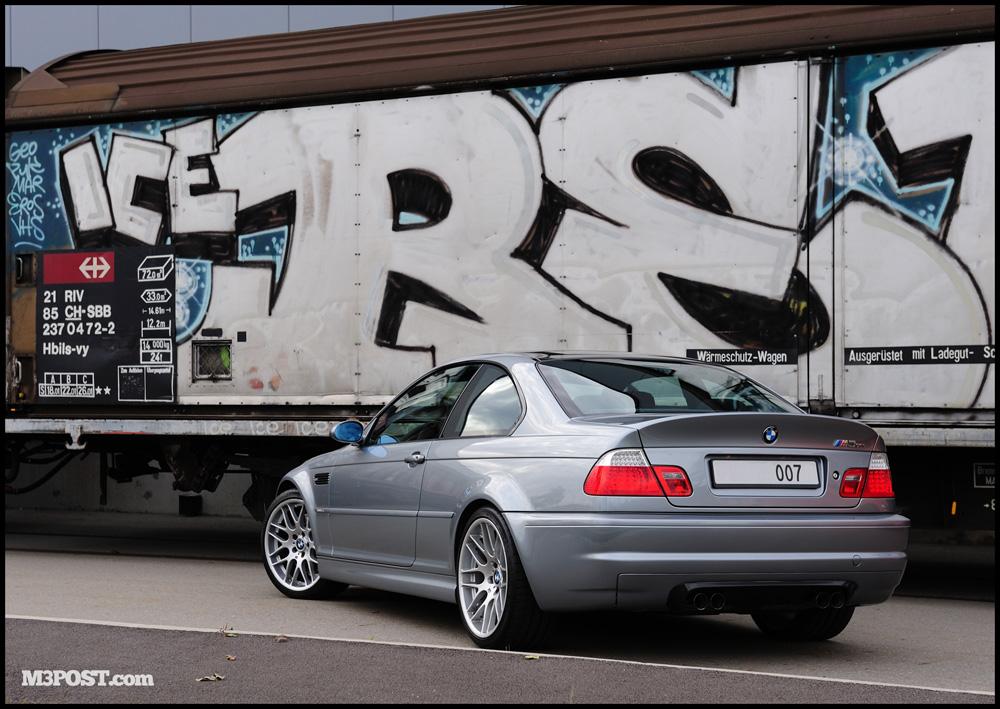 The Rare E46 M3 Csl And Even Rarer E92 M3 Gts