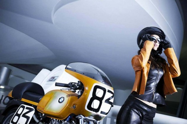 Sx-Z | Manuela Raffaeta at the BMW Museum
