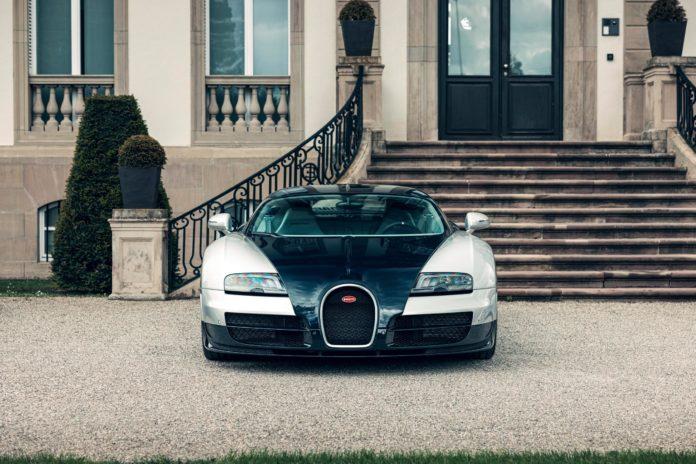 Veyron SS