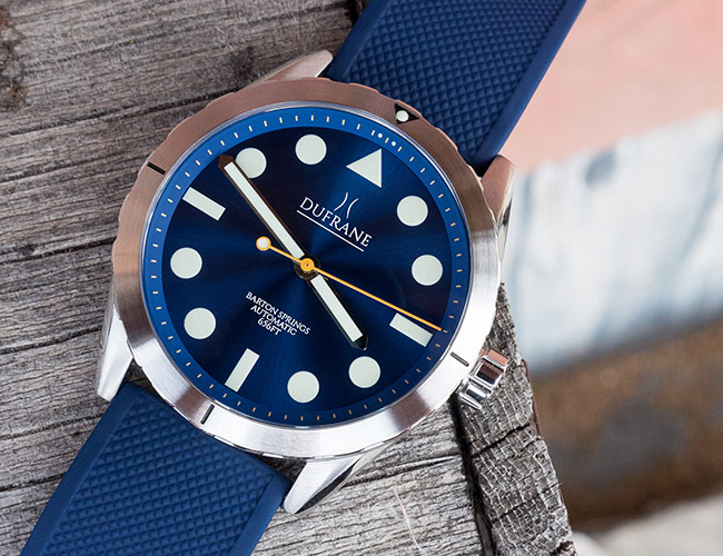 This Affordable, Limited Edition Dive Watch Is Ready For Summer