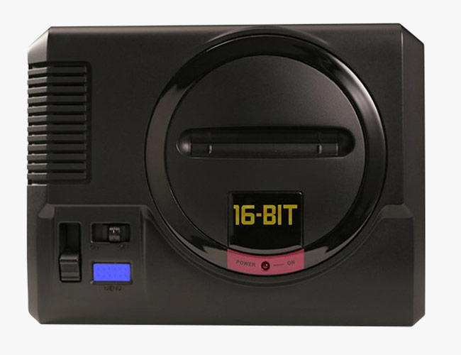 """Why You Should Be Wary of Sega's """"Exciting"""" New Mega Drive Mini"""