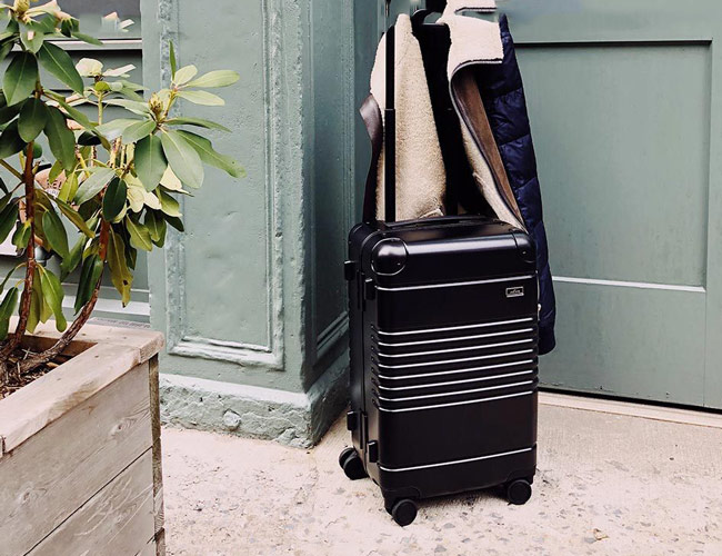 This Tough Polycarbonate Carry-On Is Your New Travel Companion