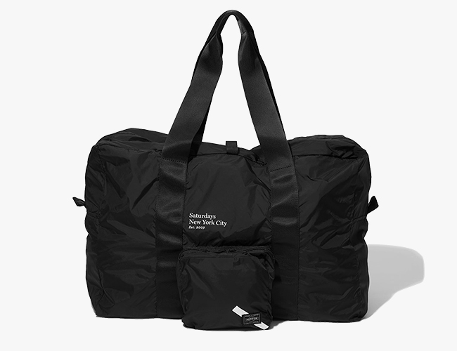 These Packable Bags Are a Commuter's Godsend