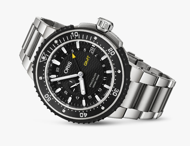 Oris Completely Over-Engineered Its Biggest, Baddest Dive Watch