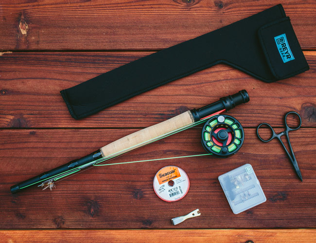 Interested in Fly Fishing? This Is the Rod to Get You Started