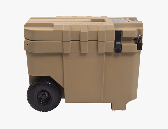 Designed with the Military in Mind, This Cooler Can Take on Pretty Much Anything