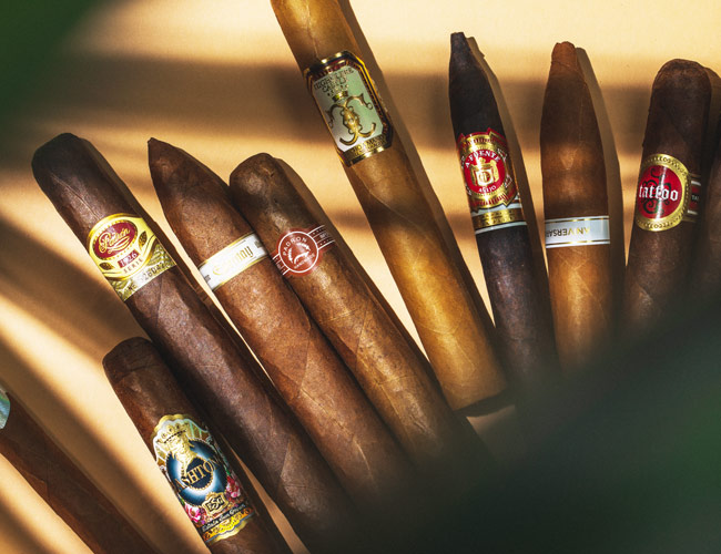 The 12 Best Cigars to Smoke in 2018