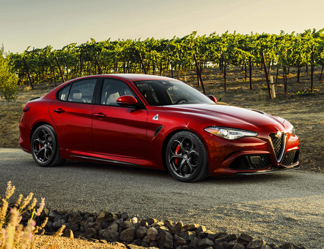 The 2019 Alfa Romeo Giulia and Stelvio Quadrifoglio Offer Ferrari Performance for Audi Money